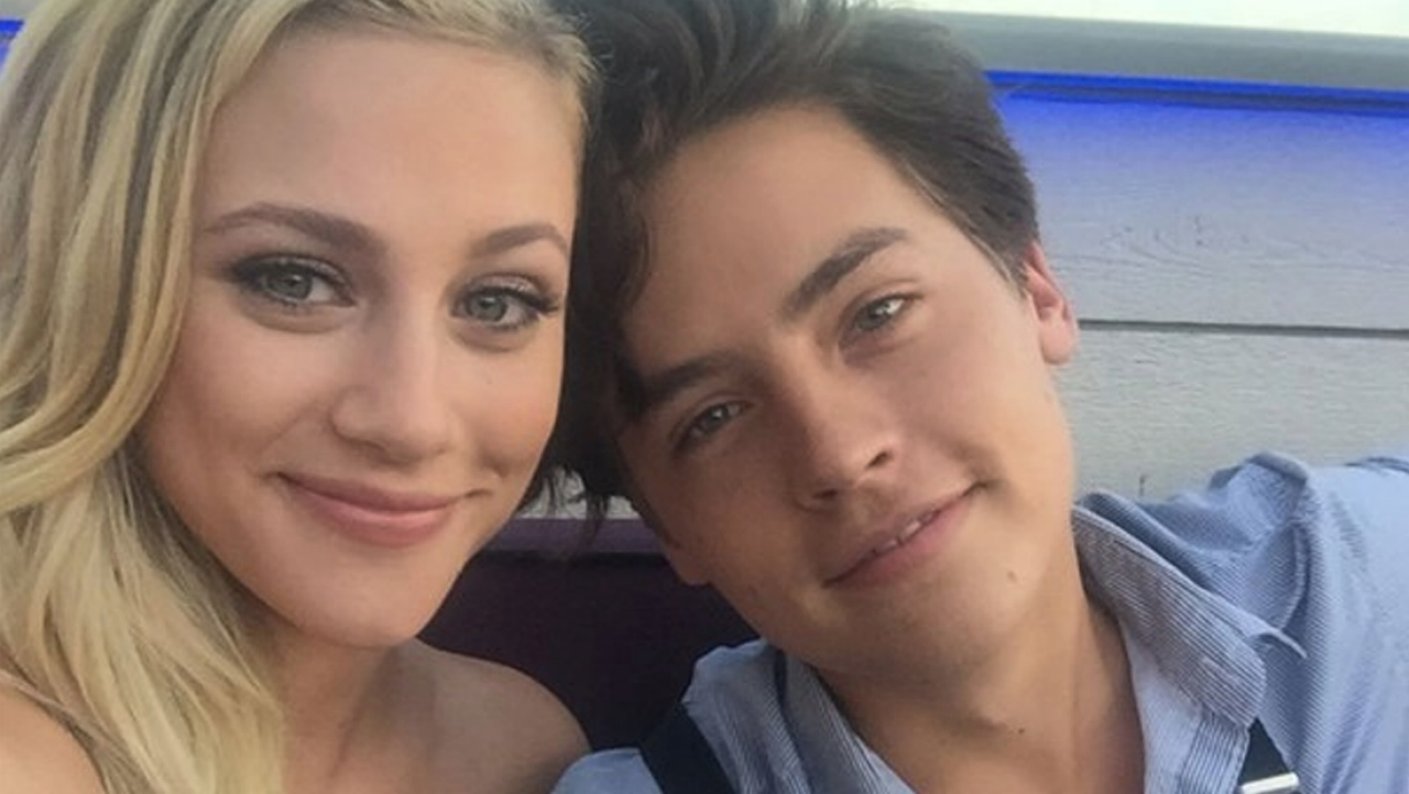 who is cole sprouse dating 2012