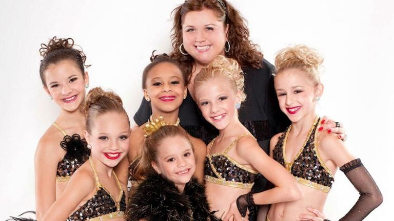 Here S What The Dance Moms Girls Look Like Now